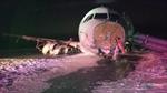 Halifax crash landing