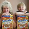 Cereal maker 'Falls' for woman's photo