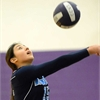 D10 sr. girls volleyball Ross vs. Centennial