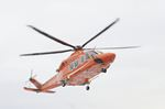 Woman airlifted to hospital with broken femur