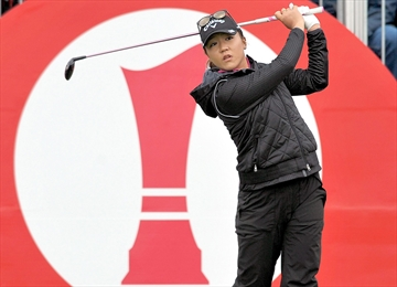 Ko shares lead at Women's British Open on major debut-Image1