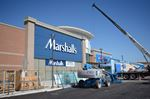 Marshalls opens this week