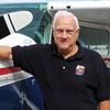 Retired RCAF pilot celebrates 75th birthday with flight