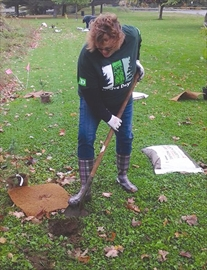 TD Tree Days greens Smiths Falls park with 150 new trees– Image 1