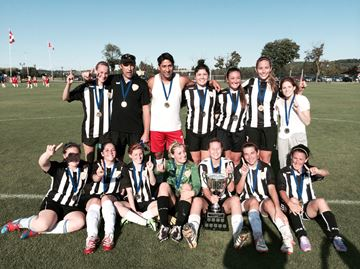 South Simcoe United wins league championship
