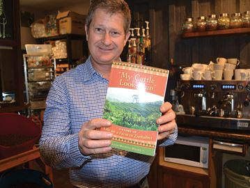 Thornbury man pens book about life as a farmer in Zimbabwe