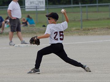 Wasaga Beach hosts all-star baseball tournament