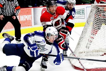 The Ottawa 67's stumbled in the late going during a trip to Sudbury on Sunday, Dec. 1, letting the Wolves squeak out a win.