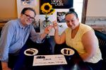 Dining the Dark raises funds for CNIB in Barrie