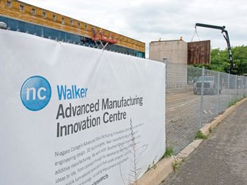 Advanced Manufacturing Innovation Centre