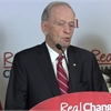 Jean Chretien says he's against attack ads for Liberal campaign