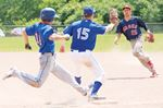 East team wins North Dufferin Baseball League all-star game 7-1