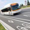 Kingston Road bus lanes