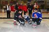 ONTARIO WINTER GAMES SLEDGE HOCKEY