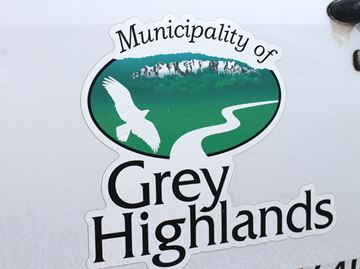 Grey Highlands OPP costs stay static, but not really