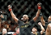 UFC champ Jones booked in connection with hit-and-run crash-Image1