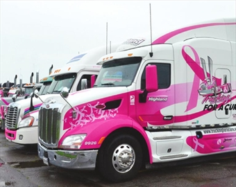 First ever Trucking for a Cure in Prescott considered a success– Image 1