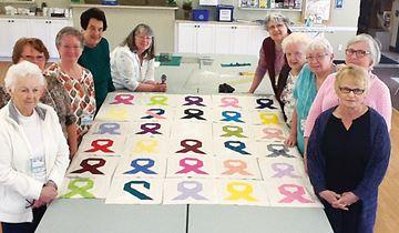 Quilt raffle to aid Penetanguishene's Georgian Bay Cancer Support Centre