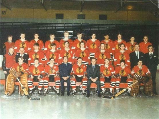 Celebration marks a chapter in junior hockey history