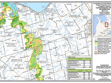 Niagara Escarpment Plan could expand in Clearview Township