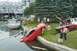 Lagoon City car accident
