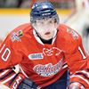Aidan Wallace of the Oshawa Generals