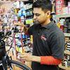 Bicycle brake system