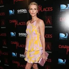 Charlize Theron adopts second child-Image1