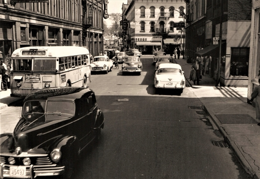 Flash From The Past: Kitchener Traffic Tie-up