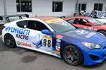 Hyundai Genesis Coupe to compete in Canadian Touring Car Championship