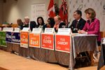 Audience of around 400 packs Oakville Chamber all-candidates debate