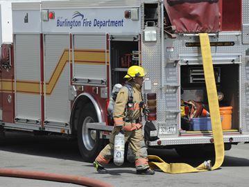 Burlington Fire Department hosting Fire Prevention Week activities
