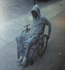 Man in wheelchair robs bank in New York, makes getaway-Image1