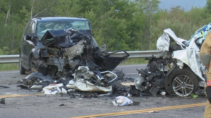 UPDATED: Highway 6 north of Hamilton reopened after fatal collision
