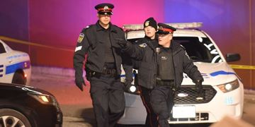An arrest has been made in the Dec. 2 stabbing at a Brampton banquet hall.