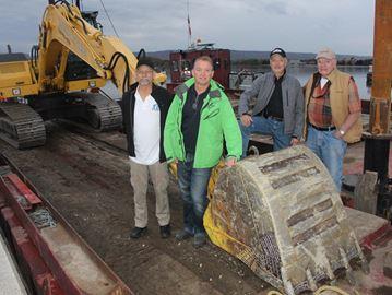Work begins to preserve Nottawasaga Lighthouse off Collingwood