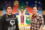 St. James mural
