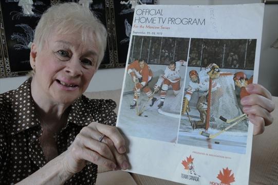 Where Were You When Paul Henderson Scored Canada S Biggest