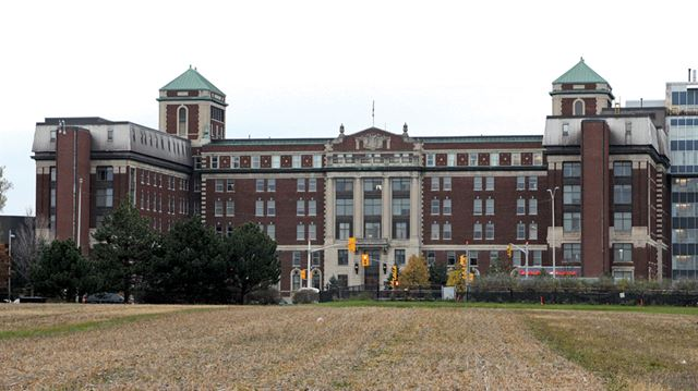 Community concerned by Civic Hospital plan