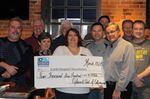 Collingwood Optimist Club completes $10,000 hospital pledge a year early