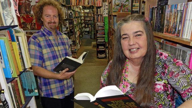 Celebrating 40 years of books