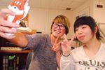 Taylor Swift, pizza and selfies unite Thorold and Japanese students