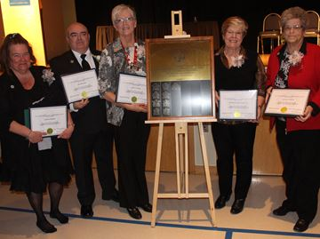 Order of Wasaga Beach recipients recognized