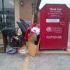 Dumping junk at Alliston charity bin a 'great shame'