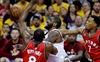 Raptors down 2-0 in Eastern Final series-Image1