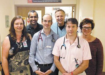 Hospitalist program keeps growing