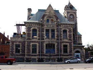 Former Galt post office building