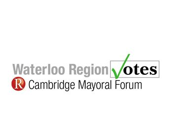 Waterloo Region Record 2014 Cambridge Mayoral Forum