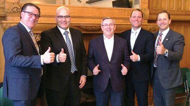 GO Transit rail meeting 'received very well' at Queen's Park