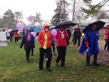 Hike for Hospice raises close to $90K in Barrie